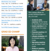 Screenshot of GradEd @ Stanford newsletter