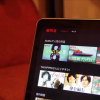 Netflix in a web browser